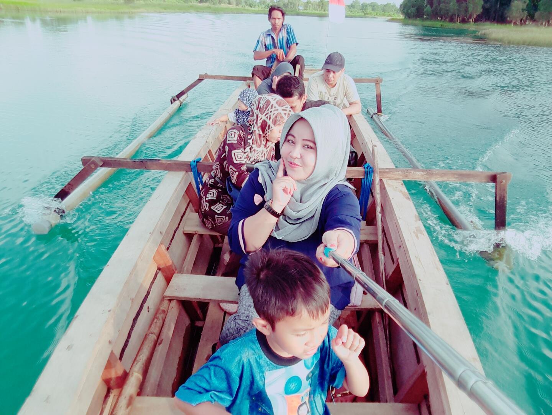 Danau Seran Potensi Wisata Yang Belum Pasti