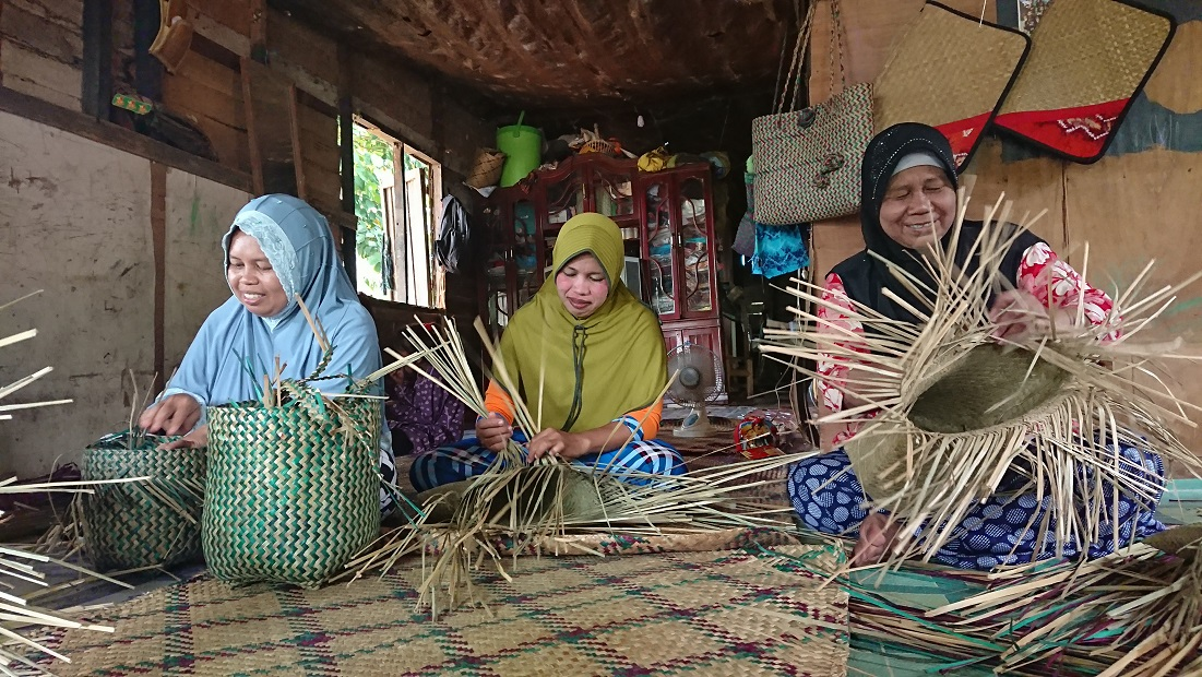 Kampung Purun Wisata Unggulan Kota Banjarbaru