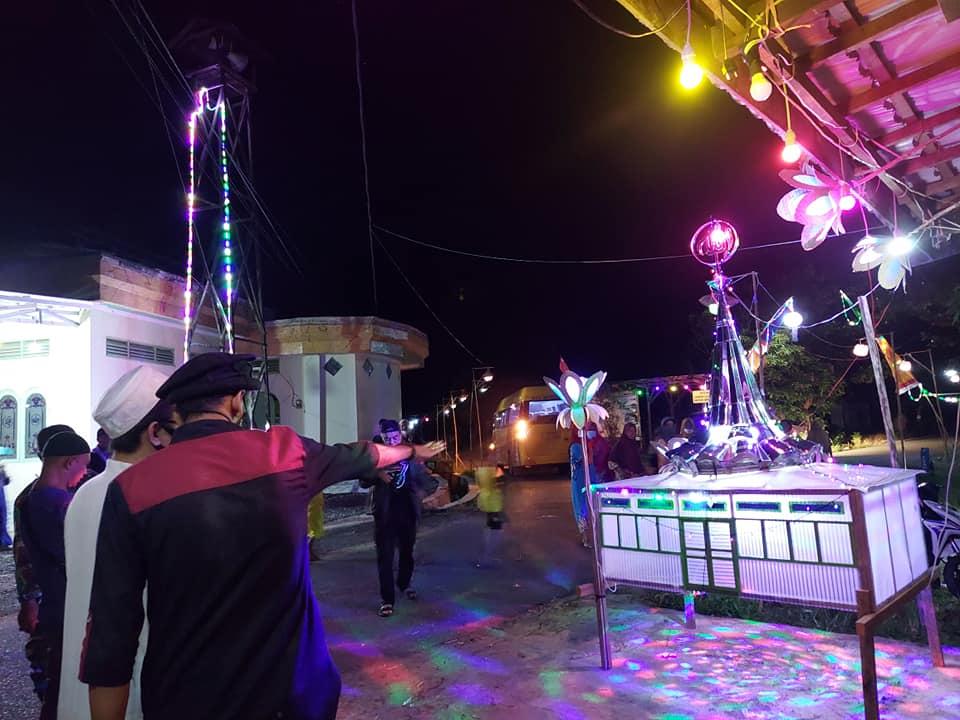 Penilaian Lomba Festival Salikur 2021