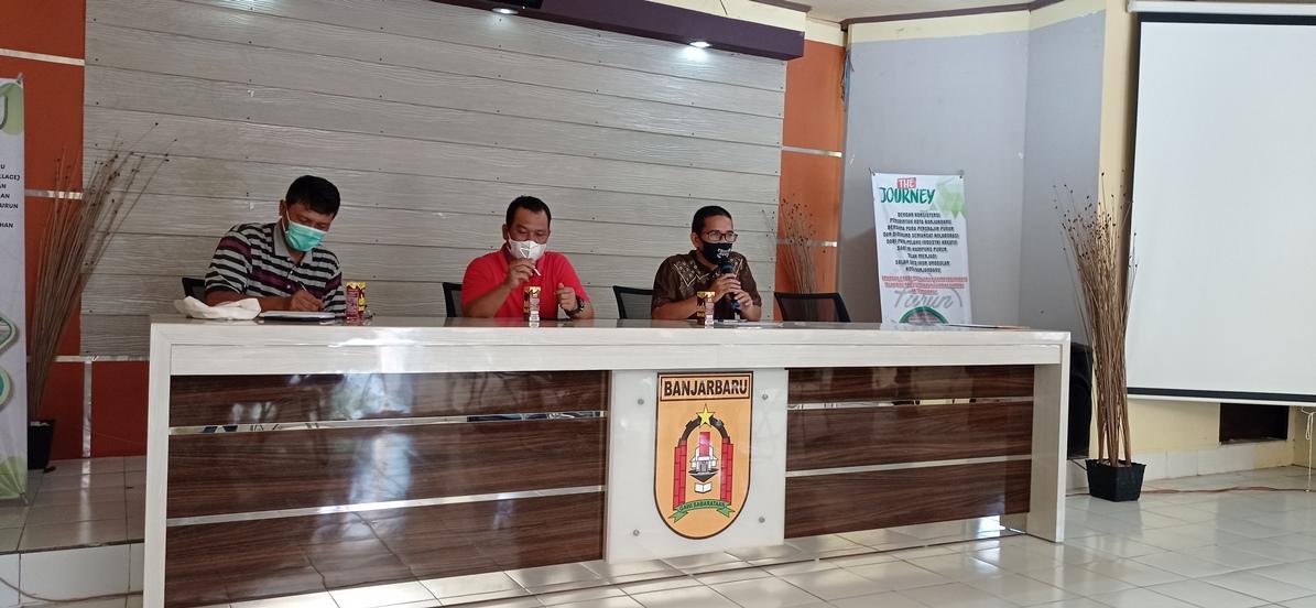 Rapat Persiapan Rehabilitasi Jaringan Irigasi jalan Usaha Tani